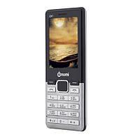 Недорогой телефон Nomi i241 Metal Steel стальной