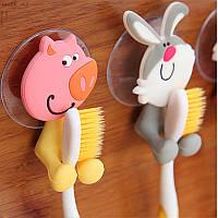 Детские держатели для зубных щеток