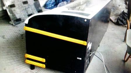 Ларь морозильный AHT Paris 210 бу, фото 2