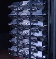 Сплав алюминиевый в чушках АК9 ГОСТ 1583-93