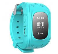 Смарт часы Детские Blue (На русском) Smart Baby с GPS и функцией телефона
