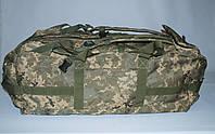 Сумка-рюкзак камуфляжная 80 л