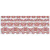 Лента самоклеящаяся Lace Bow  ZB.63909-AD