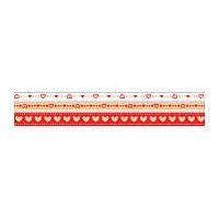Лента самоклеящаяся Sparkle Heart   ZB.63903-AC
