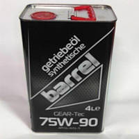 BARREL Gear-Tec 75w90 API GL-4 / GL-5 4л.