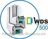 Металлопластиковое окно WDS500