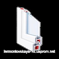 Металлопластиковое окно КВЕ70ST