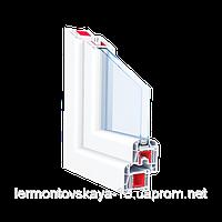 Металлопластиковое окно КВЕ70QT