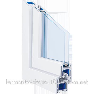 Металлопластиковое окно TROCAL58, фото 2