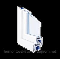Металлопластиковое окно TROCAL70ST