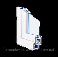 Металлопластиковое окно TROCAL70GT
