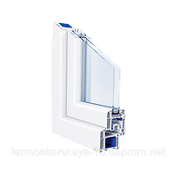 Металлопластиковое окно TROCAL70Solid