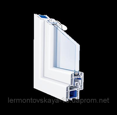Металлопластиковое окно TROCAL70Solid, фото 2