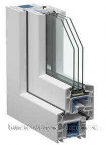 Металлопластиковое окно VEKASOFTLINE, фото 2