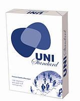 Бумага А4 Uni Standard 80 г/м2, 500 листов класс C