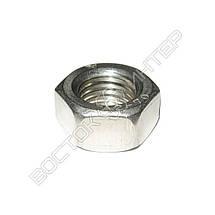 Гайка нержавеющая М100 ГОСТ 10605-94, DIN 934 | Размеры, вес, фото 3