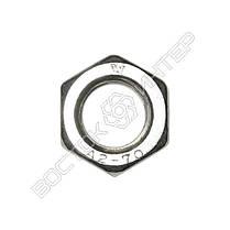 Гайка нержавеющая М125 ГОСТ 10605-94, DIN 934 | Размеры, вес, фото 2