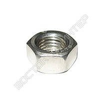 Гайка нержавеющая М125 ГОСТ 10605-94, DIN 934 | Размеры, вес, фото 3