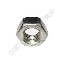 Гайка нержавеющая М140 ГОСТ 10605-94, DIN 934 | Размеры, вес, фото 2