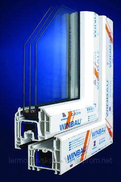 Металлопластиковое окноWinbau Premium, фото 2