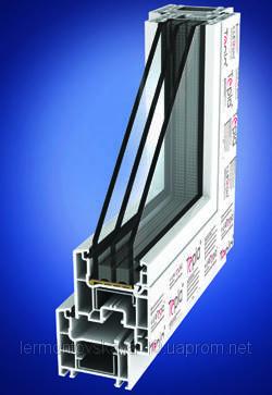 Металлопластиковое окно Tepla Winbau, фото 2