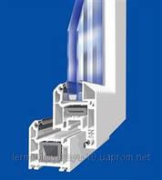Металлопластиковое окно WINTECH WinOpen530
