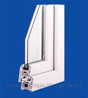 Металлопластиковое окно WINTECH 624