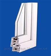 Металлопластиковое окно WINTECH 753