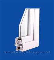 Металлопластиковое окно WINTECH 860
