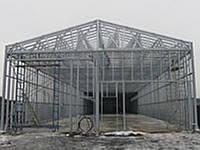 Строительство и ремонт Складов, Ангаров, Цехов