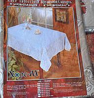Скатерть кружевная Винил  150х260см, фото 1