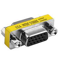 Переходник VGA/VGA DL-1308 *1757