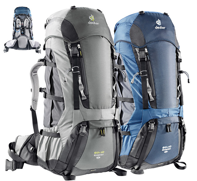 Туристичні рюкзаки