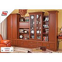 """Мебельная стенка в зал МДФ """"Линда"""""""
