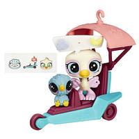 Городской транспорт Птички с птенцом (Littlest Pet Shop), фото 1
