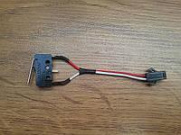 Микровыключатель  для колонок Neva Lux 4510-4511 (2 провода с планкой)