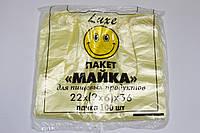 Пакет Майка 36 (100шт.)