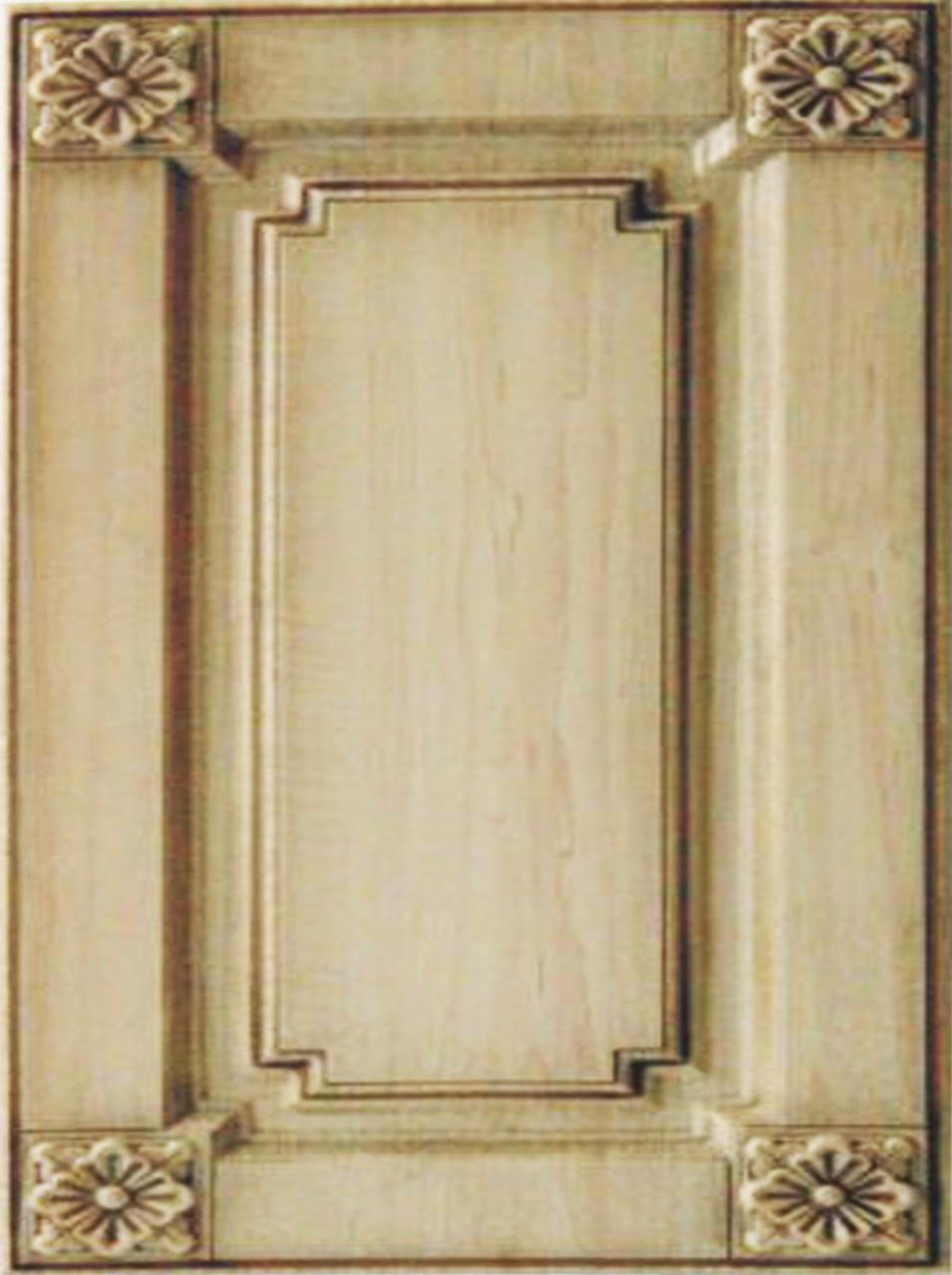 """Мебельный фасад """"Флорис + налепка"""" - КМТ ✅ Компас Мебельных Технологий в Белой Церкви"""