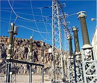 Замена ограничителей перенапряжения ОПН и   разрядников до 750кВ