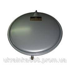 Бак расширительный, Zilmet 6л -3/8G Диаметр 392 мм, высота 61 мм. Для настенного газового котла, фото 1