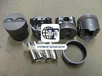 Поршень цилиндра ВАЗ 2105 d=79,8 гр.B М/К (Black Edition+п.п+п.кольца) (МД Кострома)