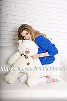 Мишка Тедди 80 см, плюшевые медведи. мягкая игрушка мишка. мягкие игрушки украина шампань