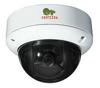 Внутренняя купольная камера видеонаблюдения Partizan CDM-860VP v1.0