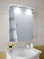 Навесной шкаф для ванной  0055-sk