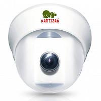 Внутренная AHD видеокамера Partizan CDM-236SM HD 3.0