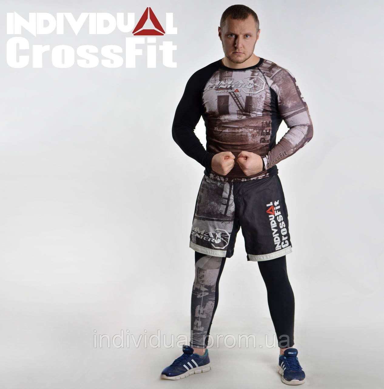 1ec7654e Мужской спортивный костюм crossfit от INDIVIDUAL (American style ...