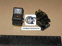Выключатель обогрева заднего стекла ВАЗ 2105-06 (пр-во Автоарматура)