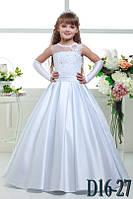 Детское нарядное платье Д16-27 - индивидуальный пошив