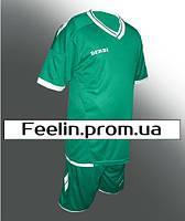 Футбольная форма Derbi детская\подростковая (Дерби Зеленая)