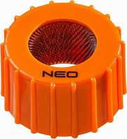 Фитинговая щетка для наружной очистки труб 12 (шт.) NEO (02-061)